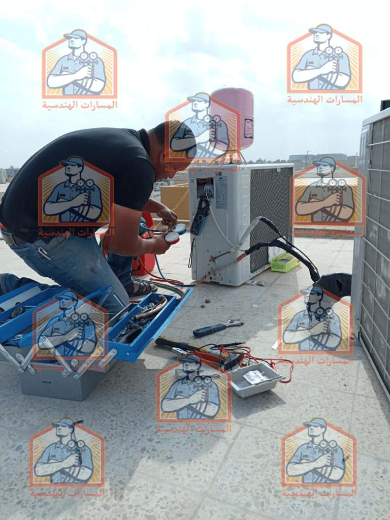صيانة اعطال مكيفات بالرياض